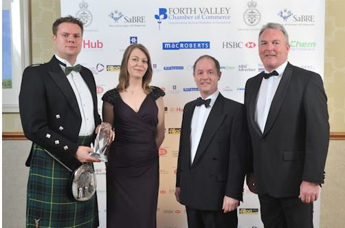 Forth Valley Chambers of Commerce  Business Awards